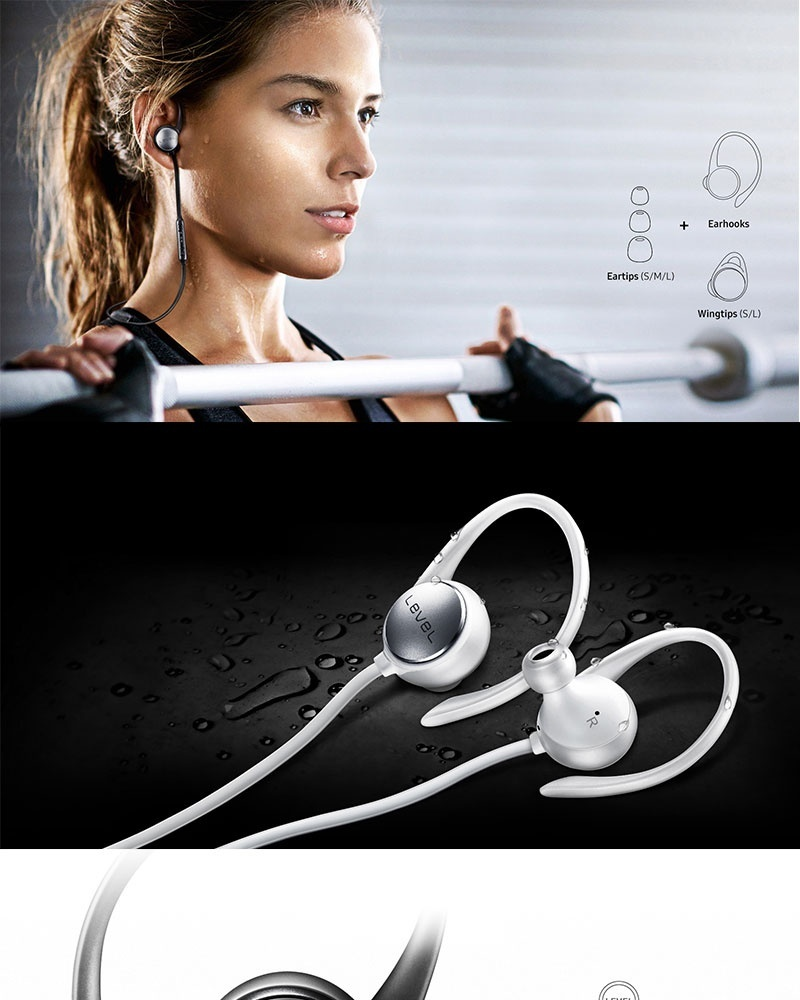 Samsung Eo Bg930 Level Active Premium Wireless Bluetooth Earphone Intl Lazada Ph