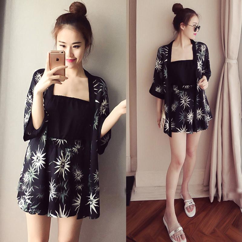 Jumpsuit Korea Fashion Style Baru Ukuran Besar Bh By Koleksi Taobao.