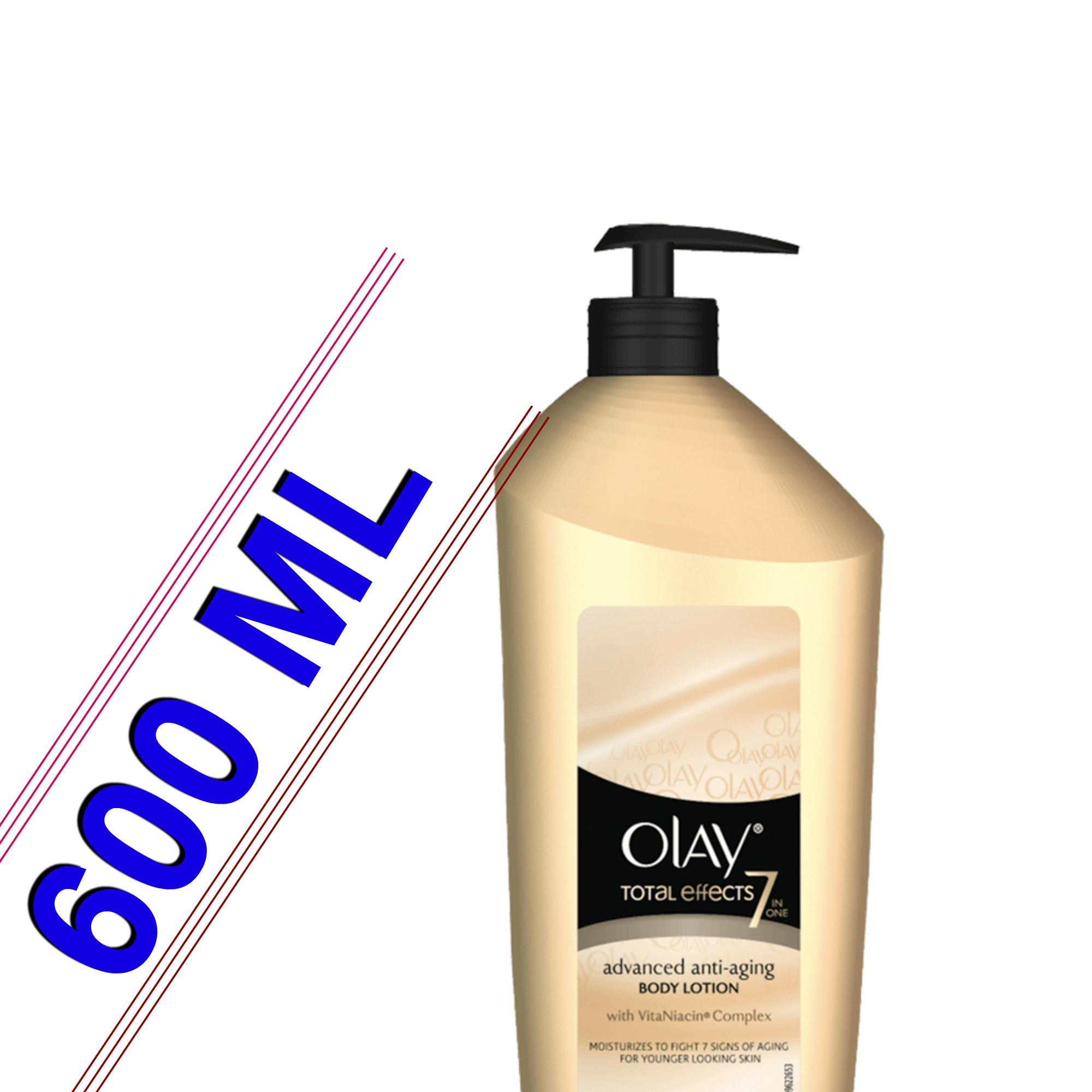 The Cheapest Price Olay Total Effects Ultimate Box 189900 7in1 Anti Ageing Serum 50ml 7 In 1 Advance Aging Body Lotion W Vitaniacin Complex 600 Ml