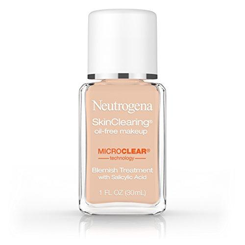 Neutrogena Skinclearing Makeup, 100 Natural Tan, 1 Fl. Oz. Philippines