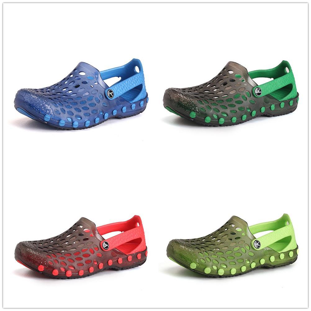 Mens Sandals Classic Garden Clog Lightweight Mule Slides Beach Shoes Slippers Intl