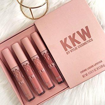 Authentic Kylie KKW 4pcs. Lipcream Set Philippines