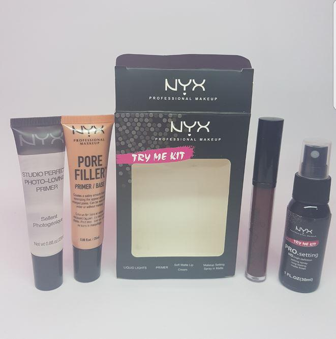 NYX Professional Try Me Kit Philippines