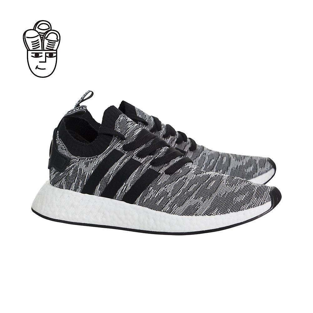 brand new 4fd55 86ec7 Adidas NMD_R2 (Primeknit) Lifestyle Shoes Men by9409 -SH
