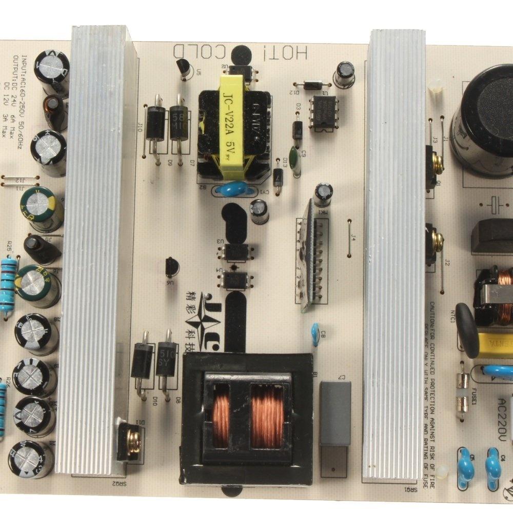 5V/12V/24V Universal LCD/LED Power Supply Board Unit For 24''26''32'' LCD  TV - intl