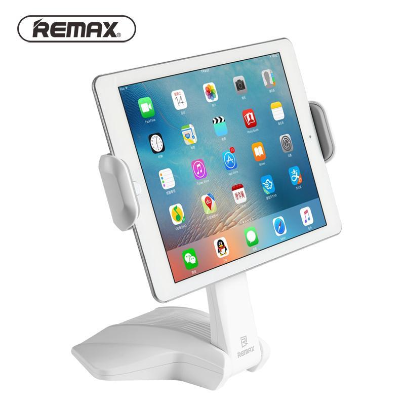 ... Remax HP tablet ipad alat penyangga permukaan meja ranjang penggunaan umum multifungsi Orang Malas dukungan rak ...