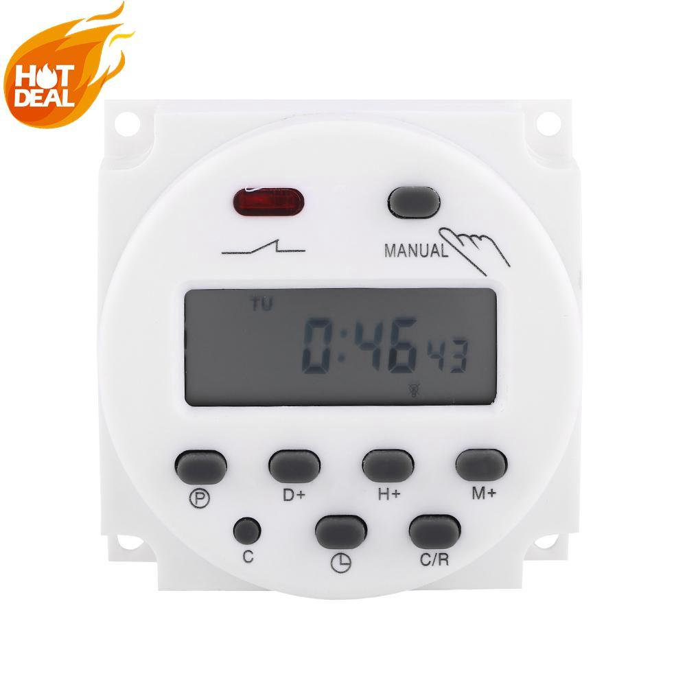 Oem Computer Switches Philippines Pc For Sale Power Switch With Relay Qianmei Lcd Digital Programmable Control Timer Time 220vac Intl