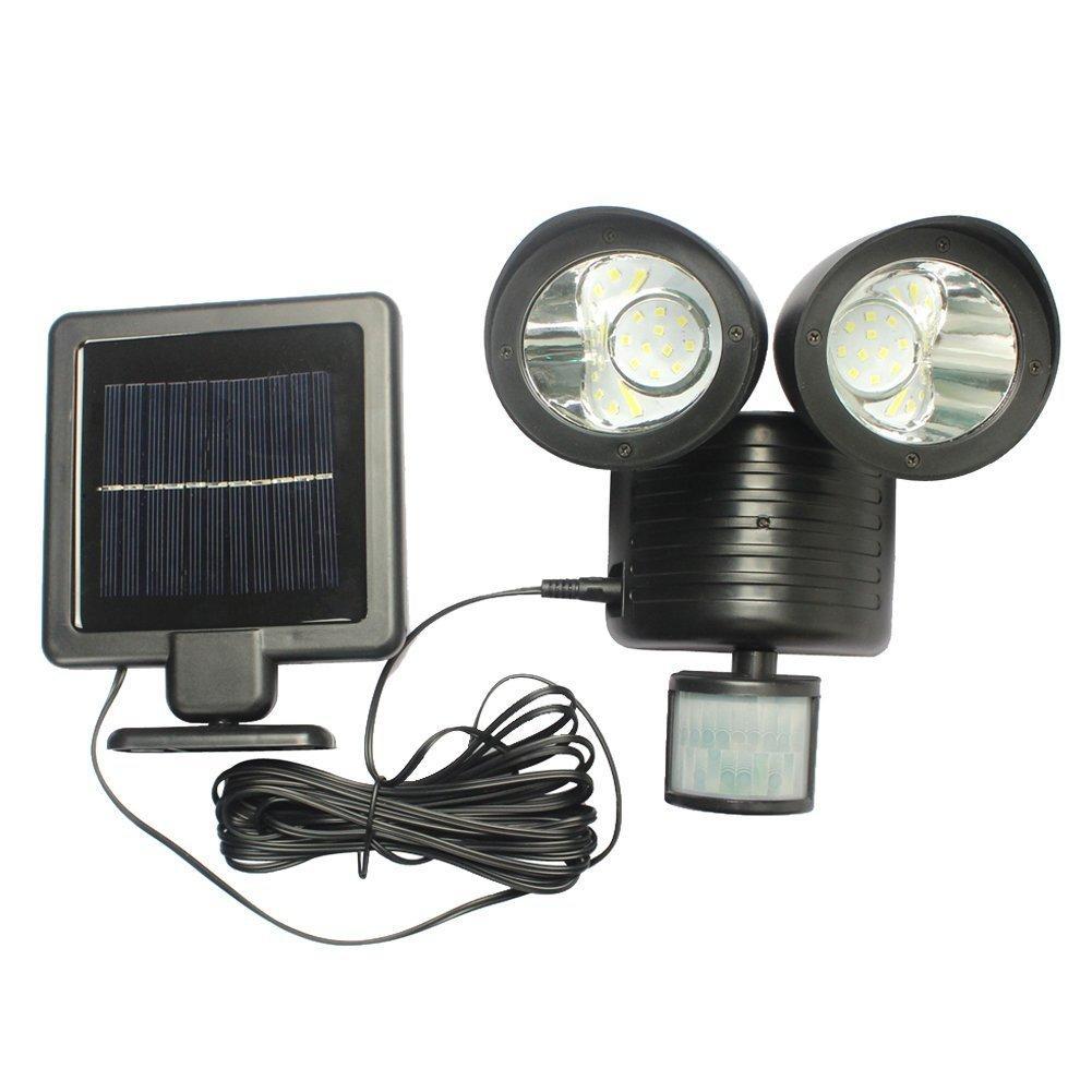 Solar Philippines Price List Led Light Set For Sale Lazada Christmas Lights Circuit 555 Aquarium Lighting 22 Pir Motion Sensor Rotable Two Heads Waterproof Lamp Outdoor Indoor