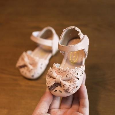 2019 Musim Semi Dan Musim Panas Model Baru Sepatu Anak Perempuan Sandal Summer 1-2-3-4 Tahun Pijakan Empuk Anti Slip Hijab Gaya Korea Anak Petpet Putri By Koleksi Taobao