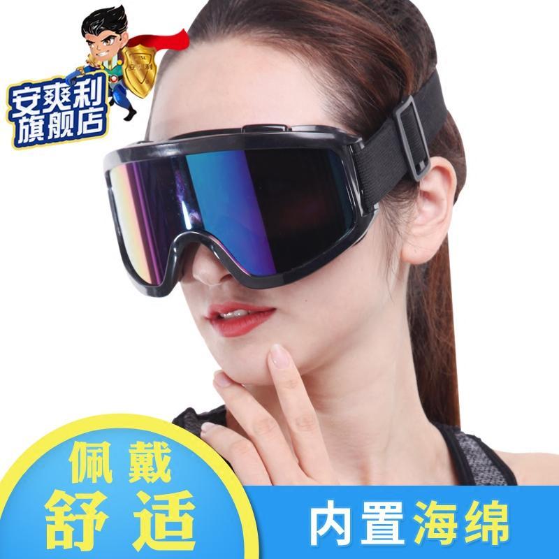 ... Kacamata hitam anti-Cahaya Kuat Sinar Ultraviolet pelindung mata tukang las las listrik kacamata anti ...