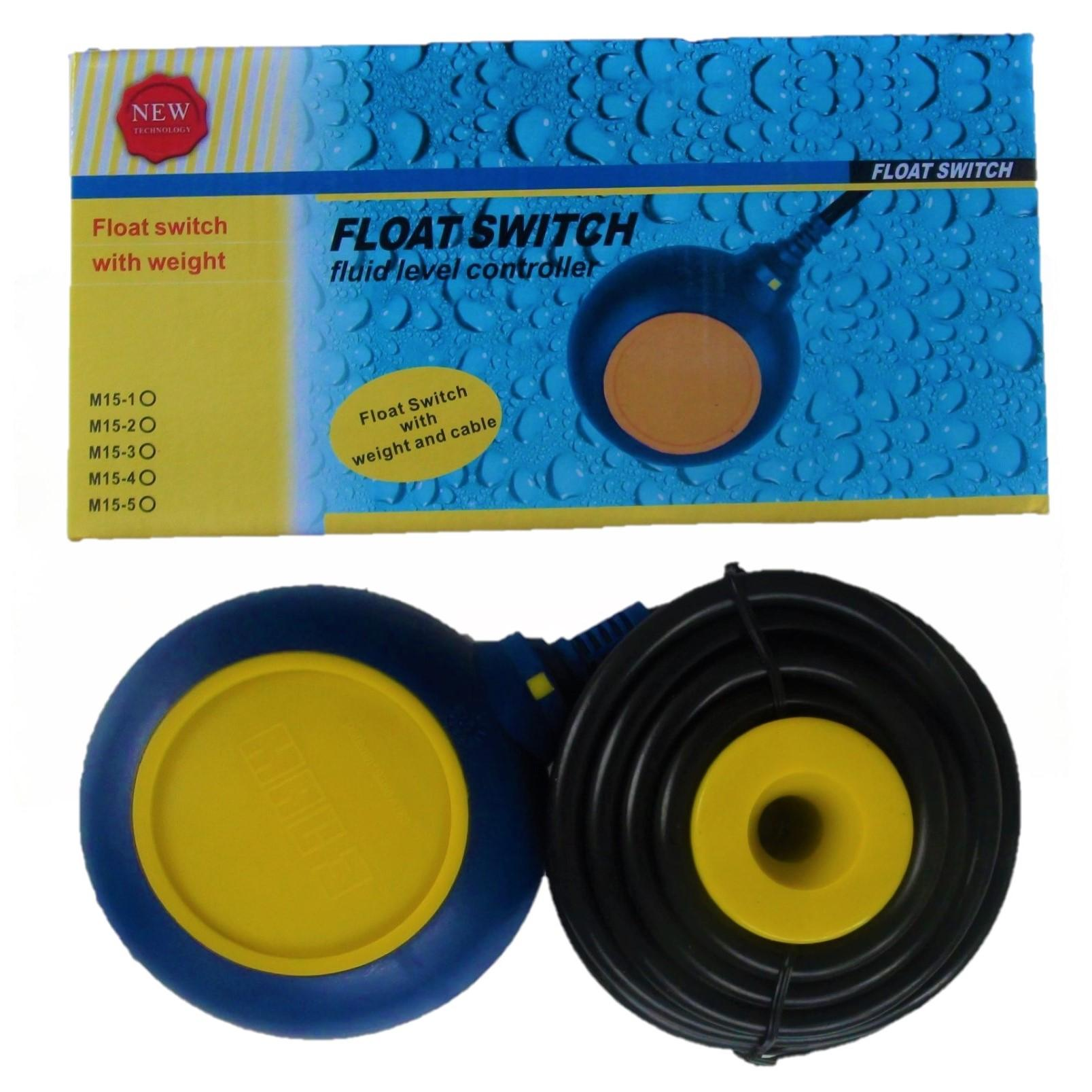 Float Switch Level Controller with Weight and Cable 5M Philippines