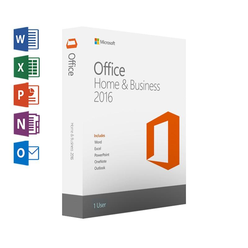 Microsoft Office Home & Business 2016 for PC