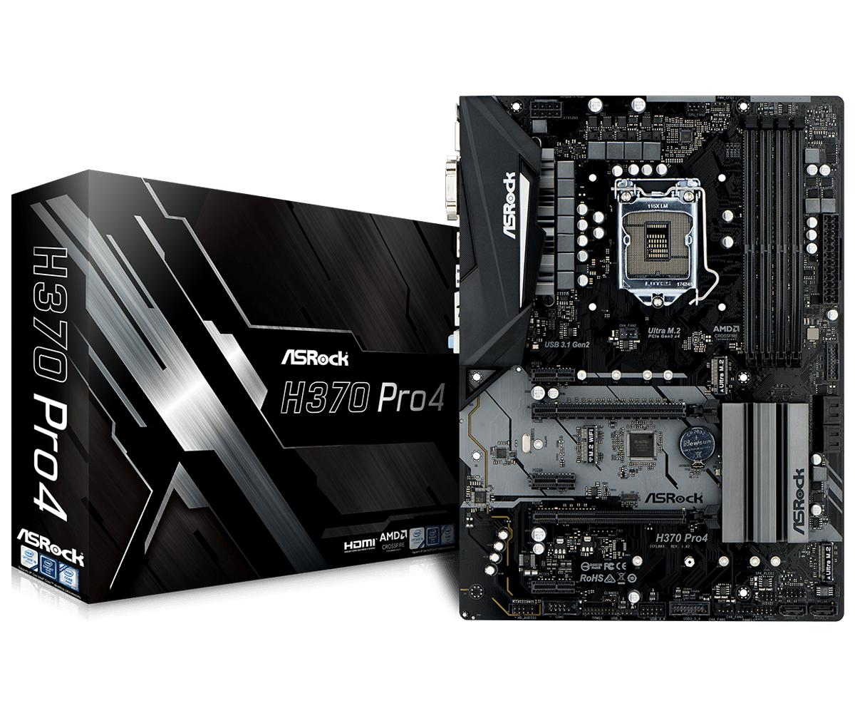 Asrock Philippines Price List Computer Parts Motherboards Motherboard H81 Pro Btc H370 Pro4