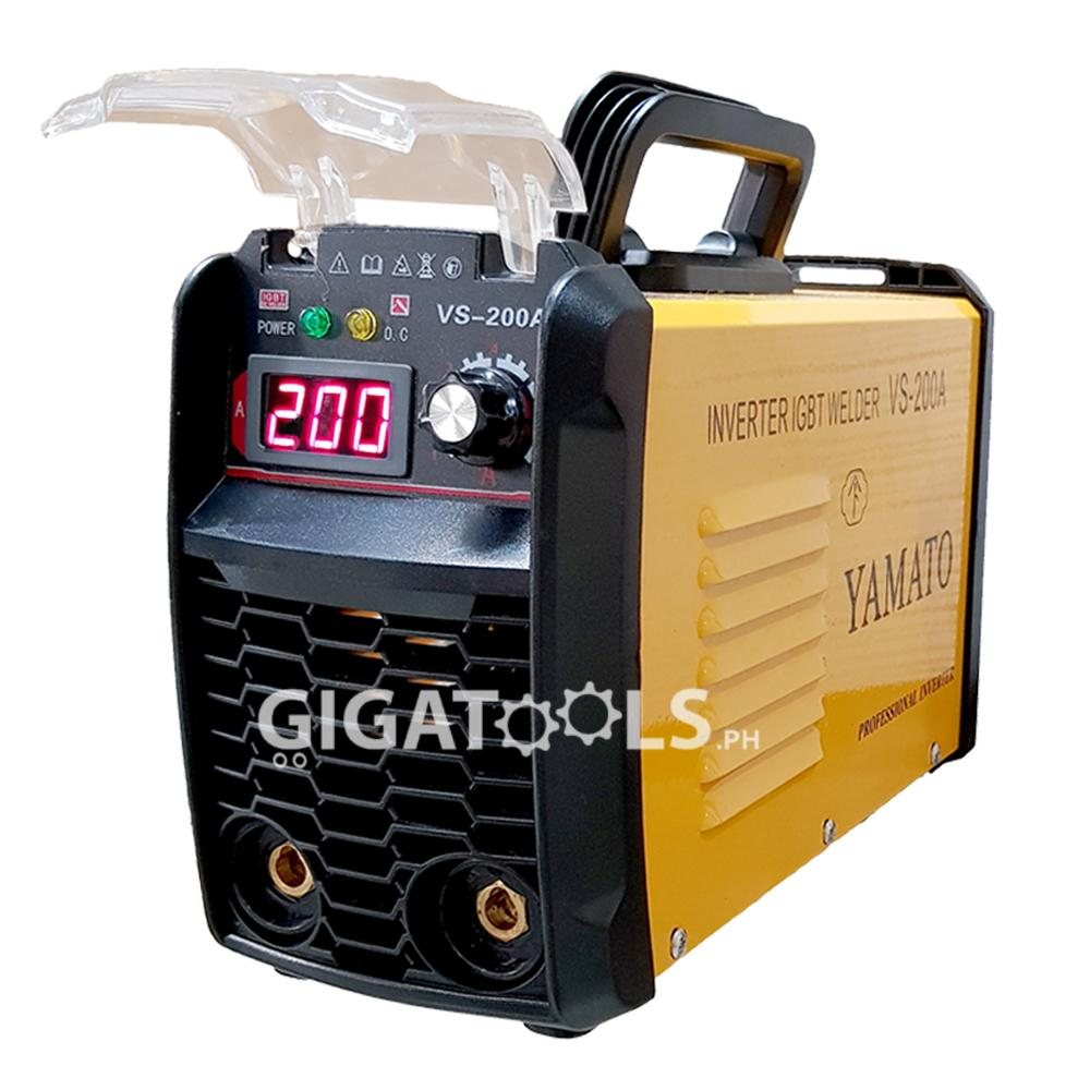 New Yamato 200a Digital Inverter Igbt Arc Welding Machine Diagram Iso Wm