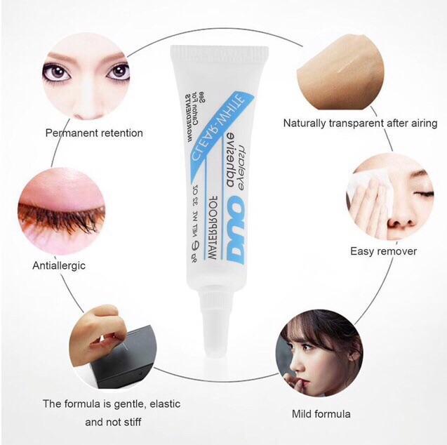 Eyelashes glue adhesive Philippines