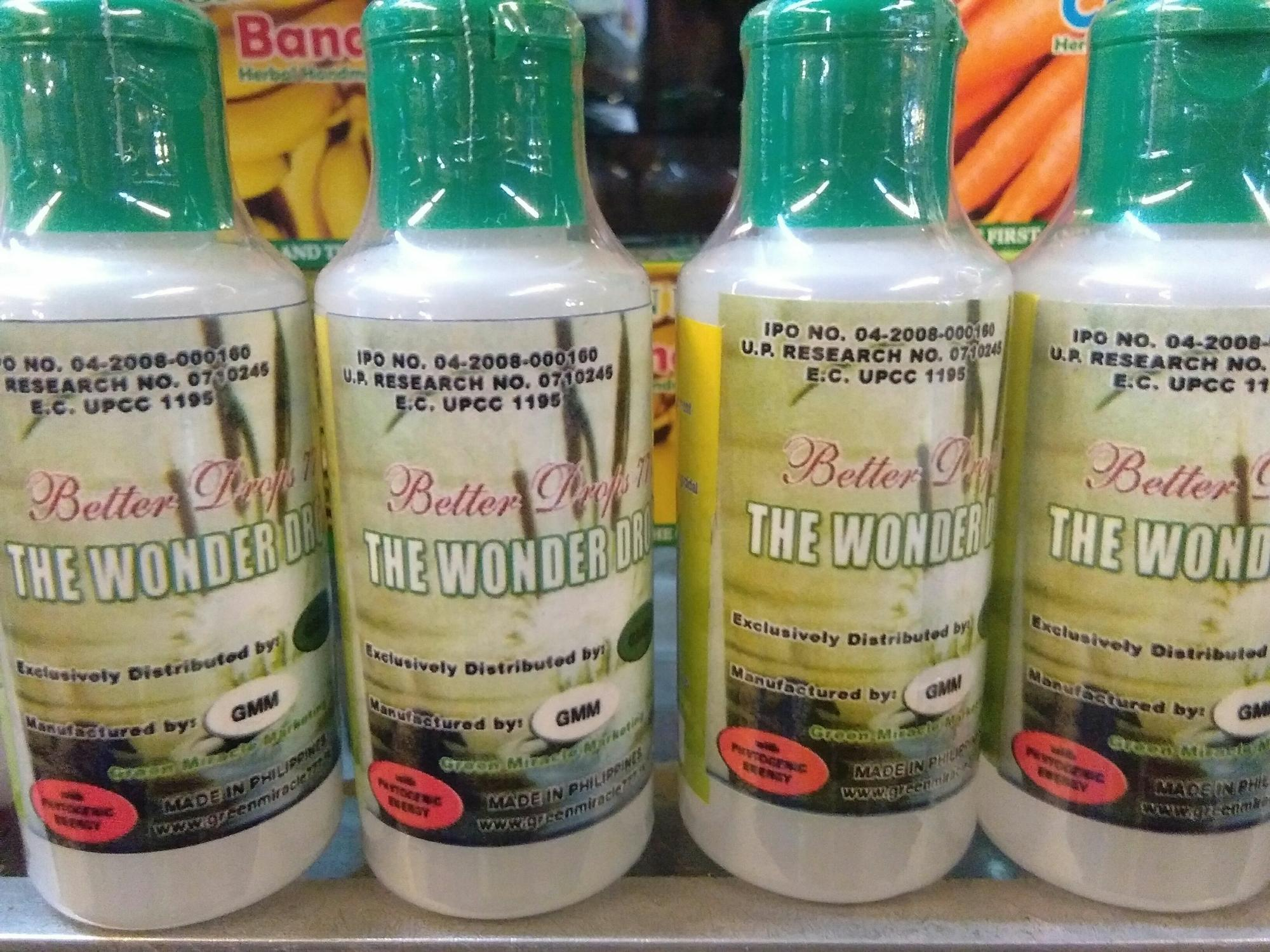 Wonder Drops80 ml. Philippines