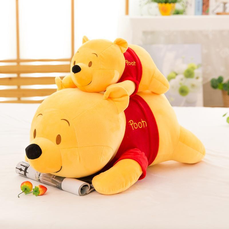 745dc30ebf97 Hanyu String Celebrity Style Winnie The Pooh Bear Doll Plush Toys Children  Doll Bolster Birthday Gift