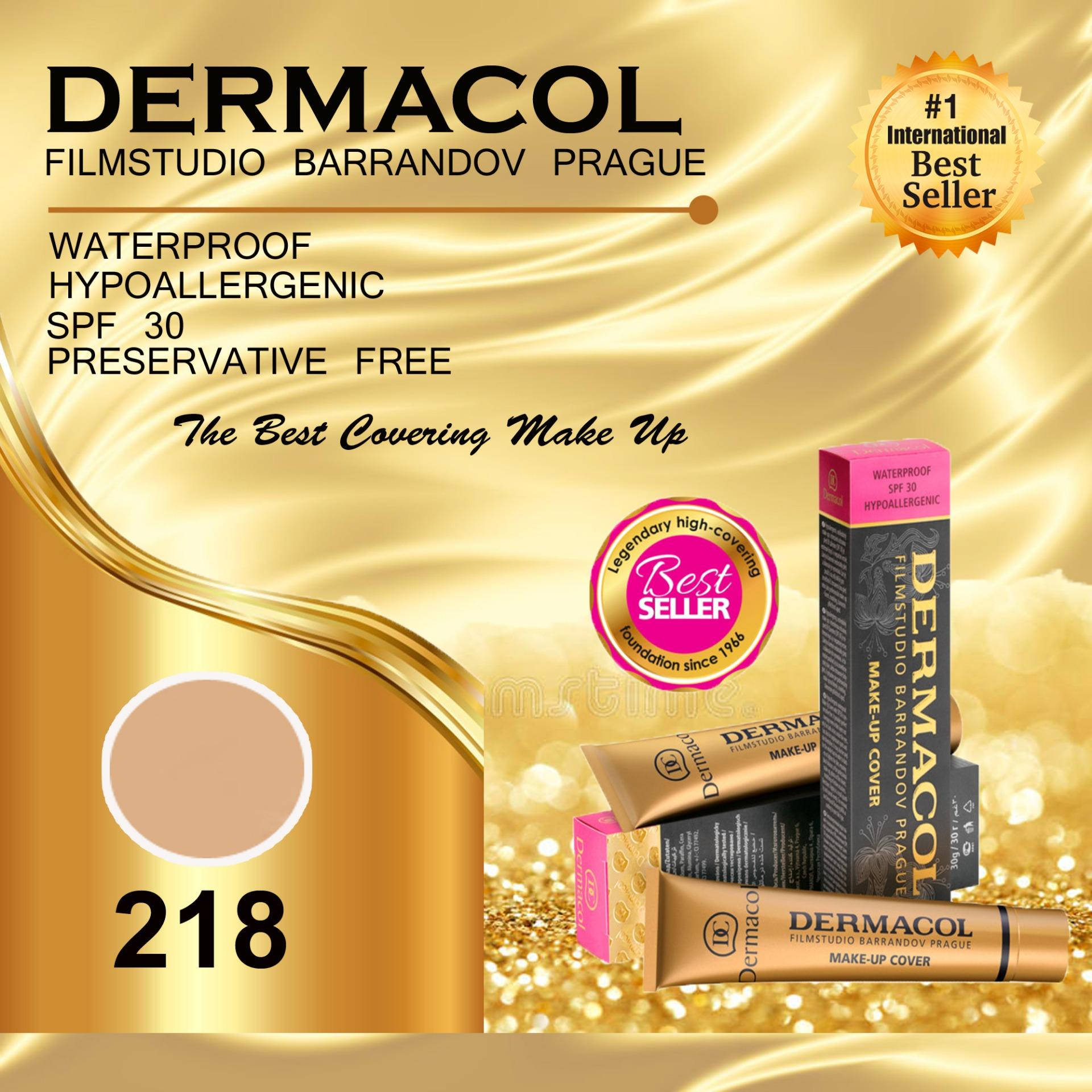 Dermacol Make-up Cover Foundation No.218 Philippines