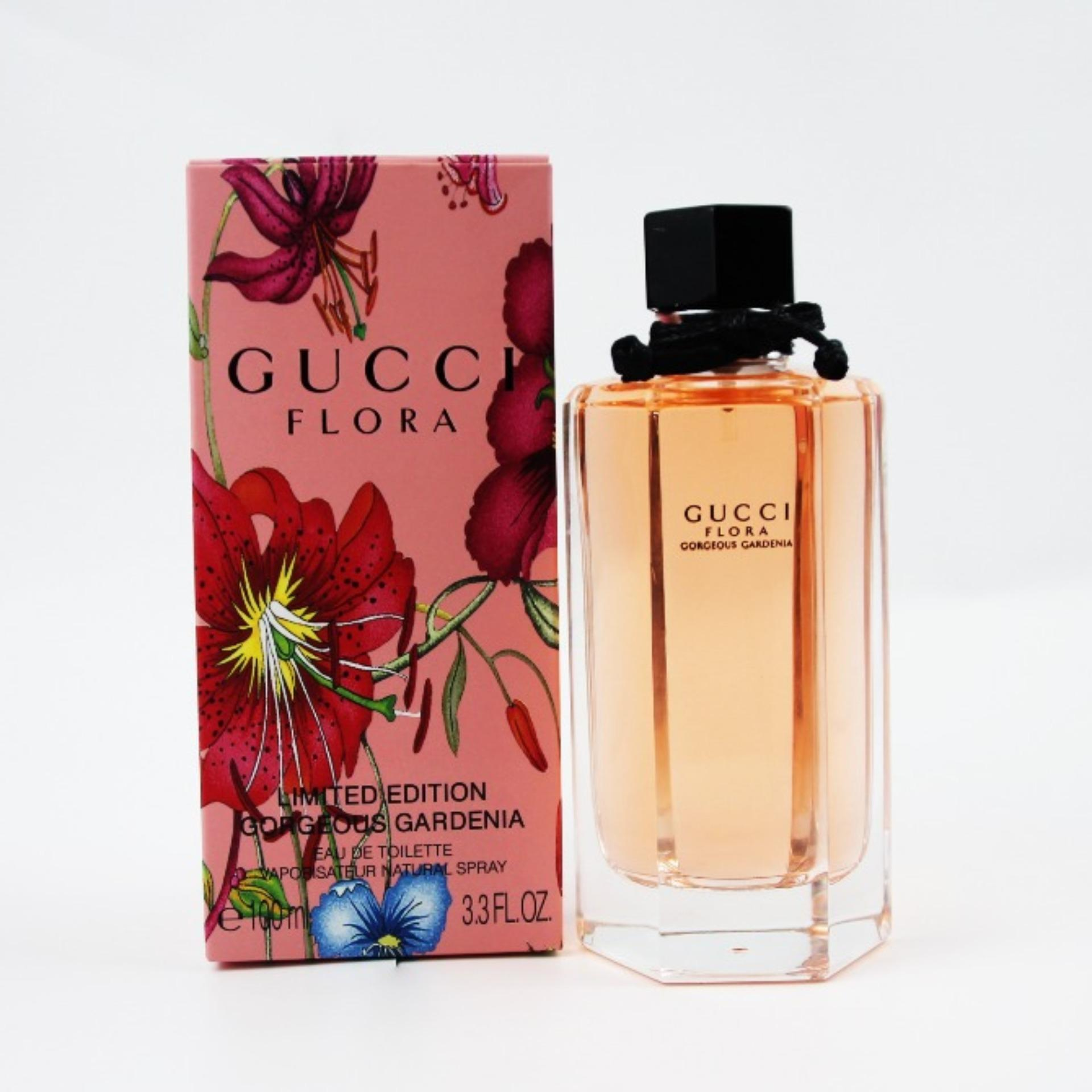 f0d4854ec Gucci Flora Limited Edition Gorgeous Gardenia For Women Edt 100ml
