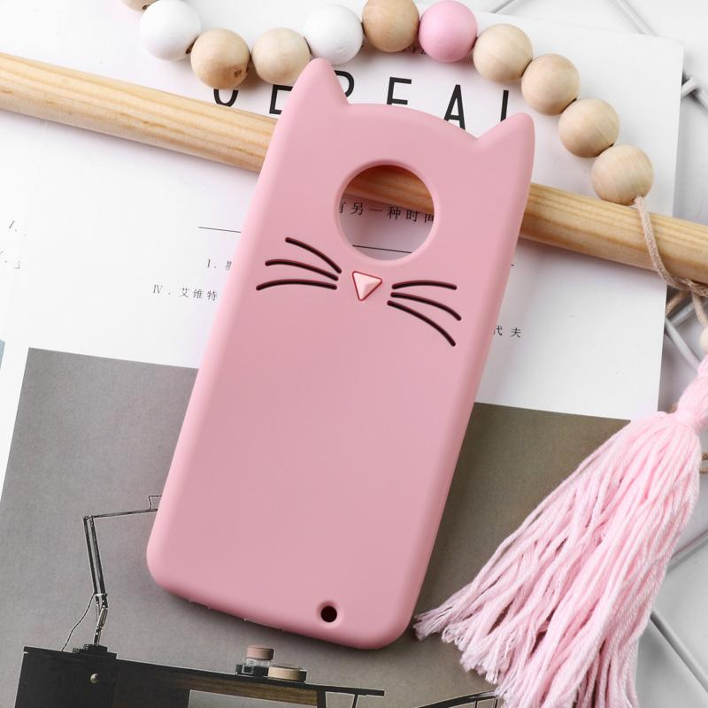 Lovely Phone Cases For Motorola Moto G5S Plus XT1803 XT1805 XT1806 XT1804 XT1802 5.5 inch Covers Phone Back silicon Phone Case Bag Housing Protector Shell Hood