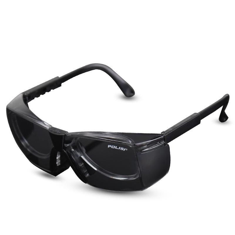 ... POLISI kacamata pelindung tahan angin dan pasir kacamata kacamata antikabut anti-shock perlindungan pekerja kacamata ...