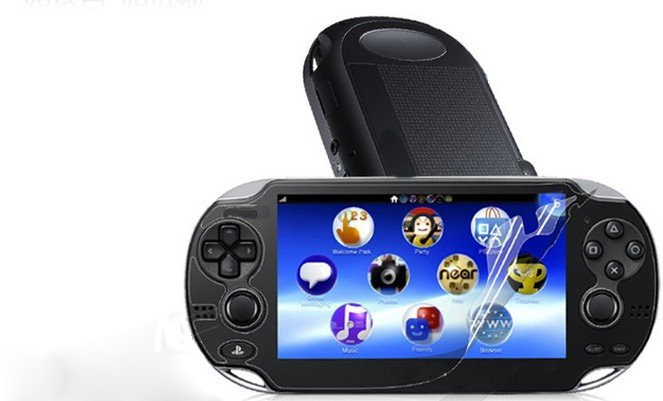Product details of Hot LCD Screen Protective Film Clear For PSVITA Playstation Vita PS VITA - intl