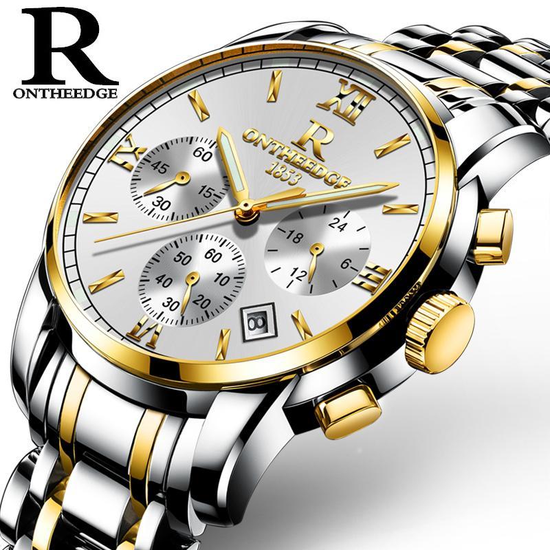 Đồng hồ chính hãng cho nam chống nước cao cấp
