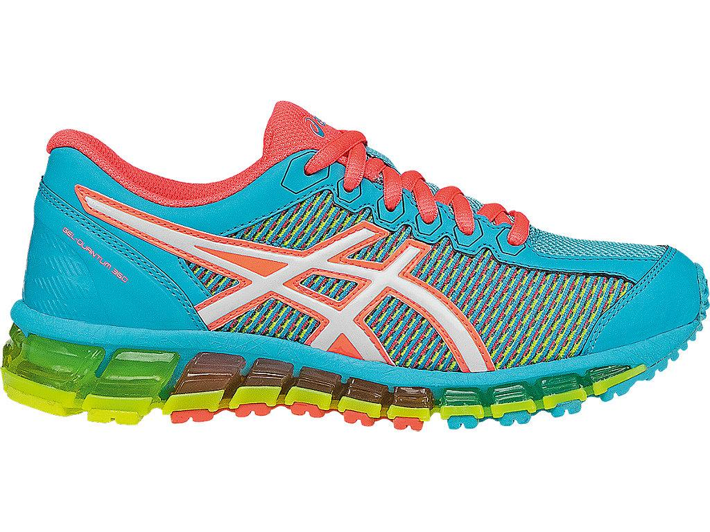 "Asics Official ""ONITSUKA TIGER"" Global Sales Running Shoe WOMEN Gel Quantum  360 CM Red 28dbb3019e"