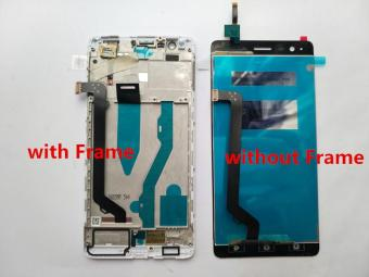 """YUETHOUGHT""For Lenovo K5 note K52 t38 A7020a48 LCD Display+Touch Screen  Digitizer Assembly with Frame"