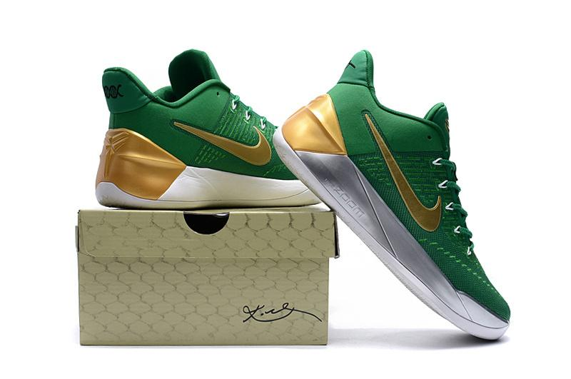 1962774aab0 Complete Nike KoBe XII A. D. EP Boots ZK12 Low Men  s Summer   Autumn  Basketball Shoes Green   Jade Product Preview