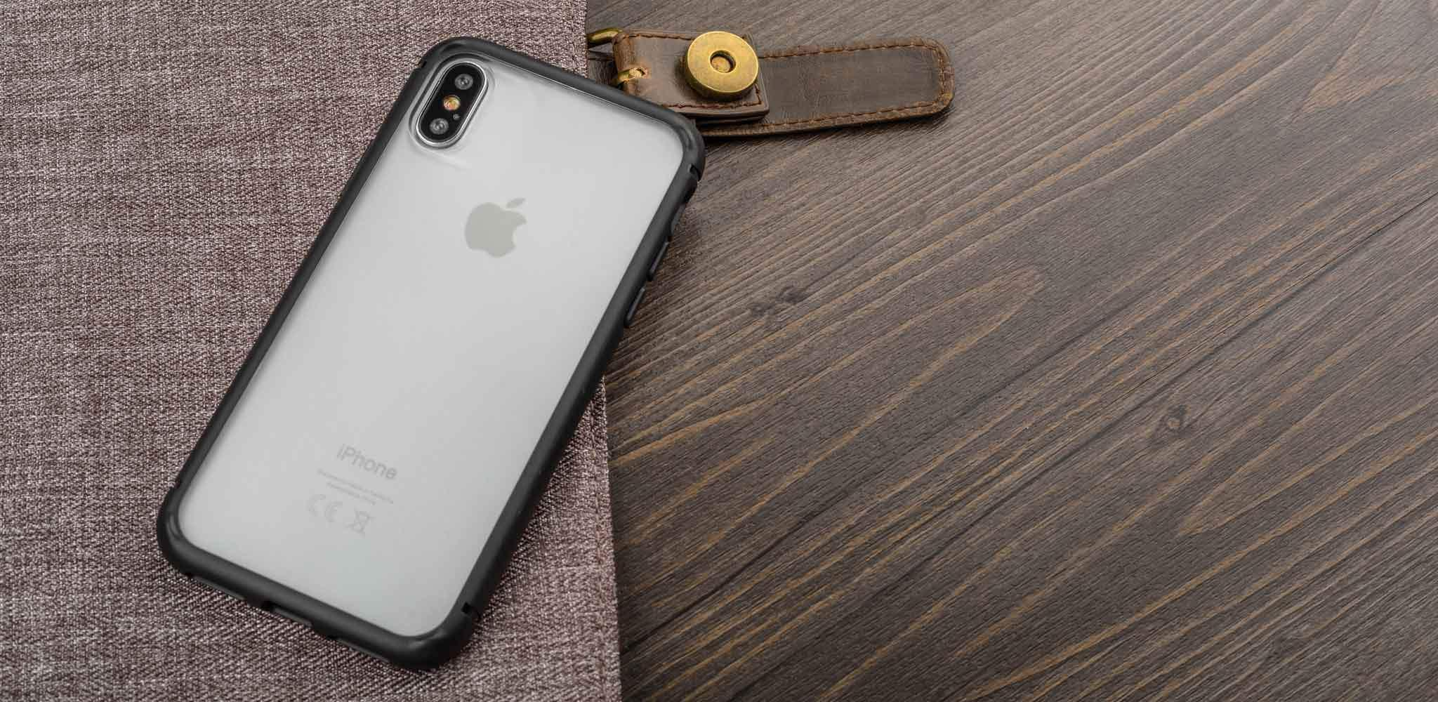 caudabe iphone xs case