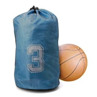 Office & School Supplies Hot Basketball Ball Training Mesh Net Bag Wear-resistant Football String Bag Net Pack Holder Soccer