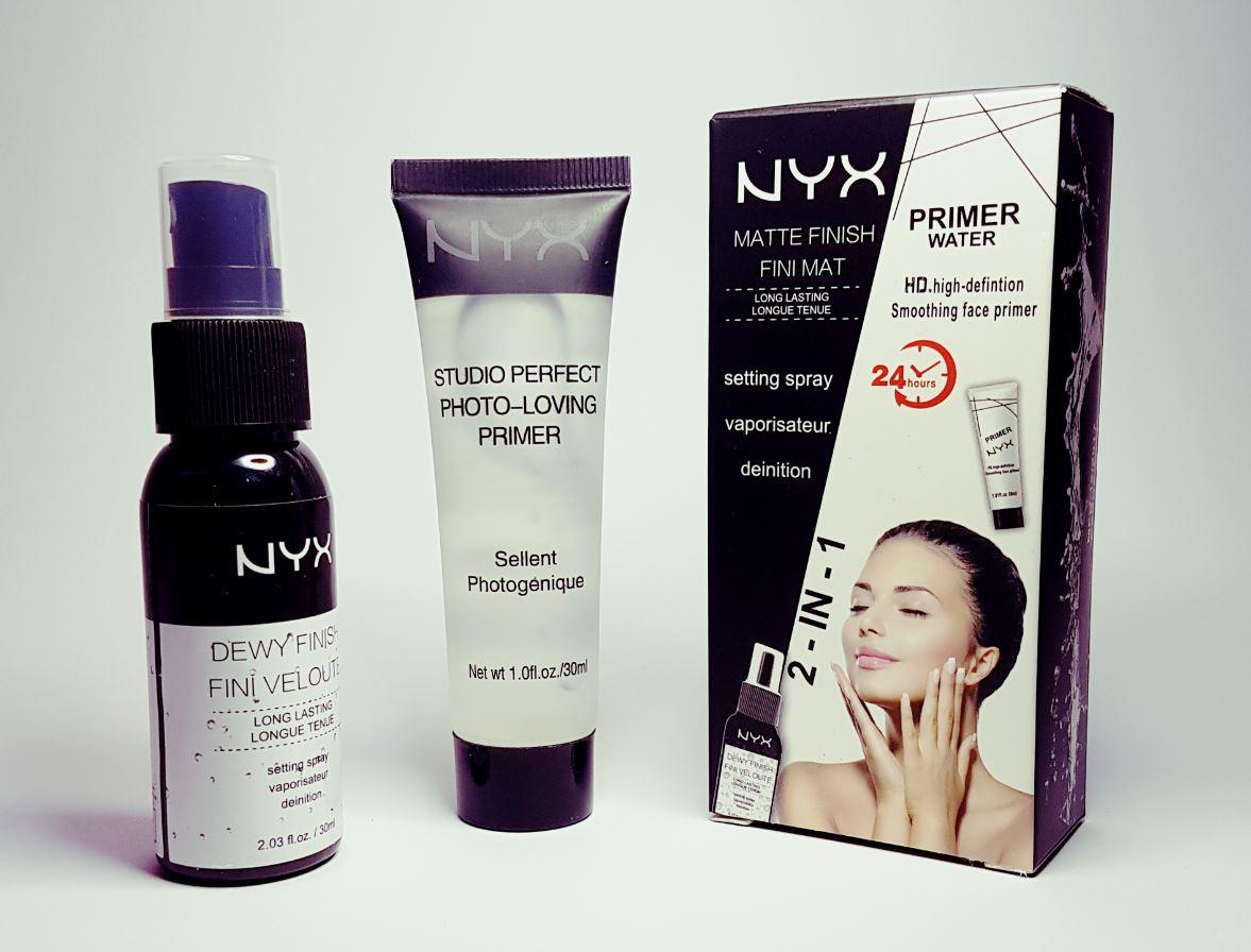 NYX Matte Finish and Primer Water 2 in 1 Philippines