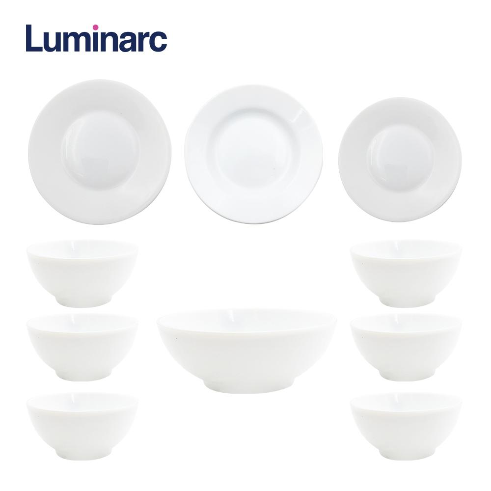 Luminarc Essence Opal Microwaveable and Dishwasher Safe Tempered Glass Dinnerware 10pc Set  sc 1 st  Lazada Philippines & Dinnerware Sets for sale - Dinner Sets prices brands u0026 review in ...