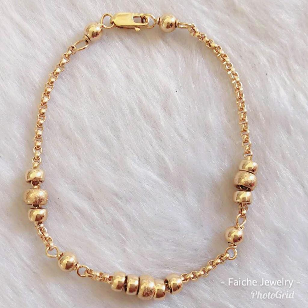 Authentic 10k Gold Bracelet