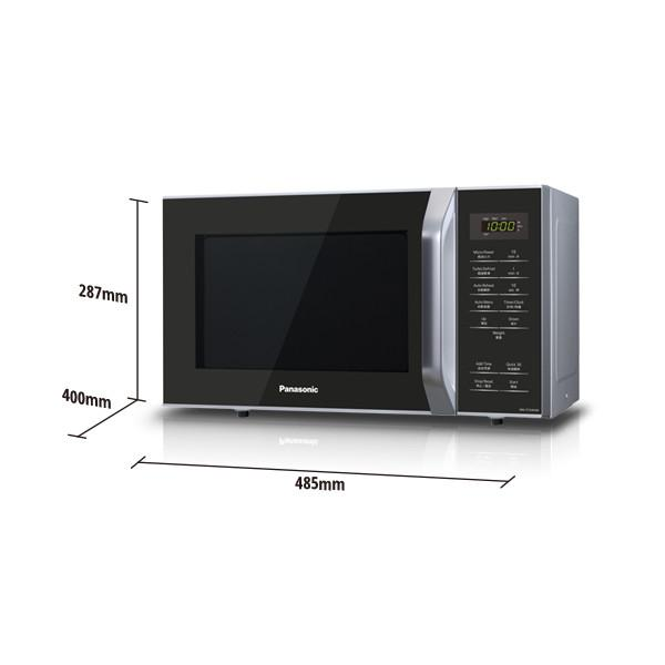 Panasonic 25 Liter Microwave Oven With Digital Control 2018 Model