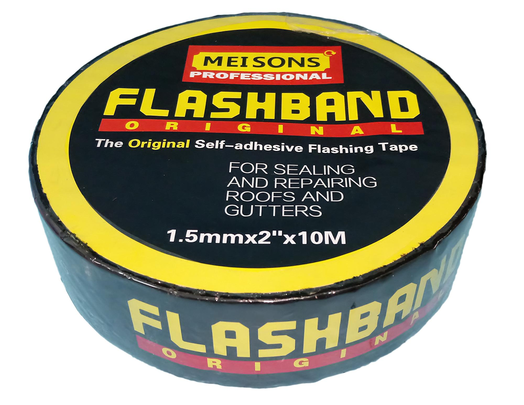 150mm Flashing Tape 3M Self Adhesive Roof Felt Repair Kit Seals Leaks Lead
