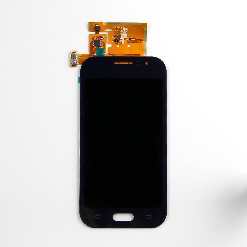 Rakitan Digital Layar Sentuh LCD untuk Samsung Galaxy J1 Ace J110 SM-J110F J110H J110FM