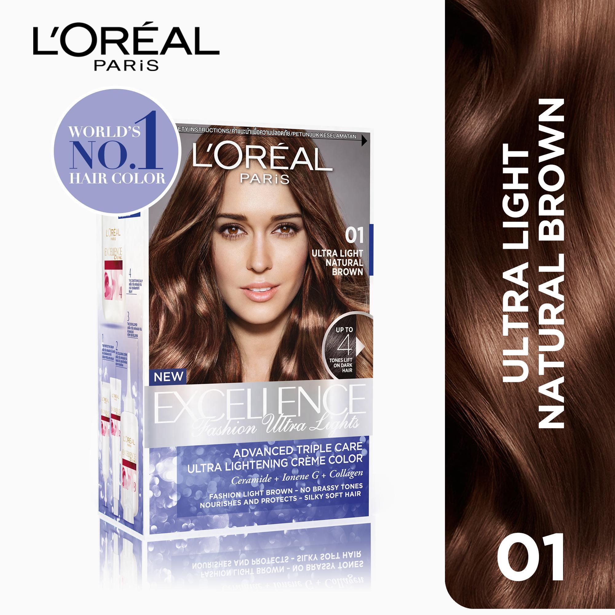 Honey Brown Hair Dye Loreal Famous Hair Dye 2018