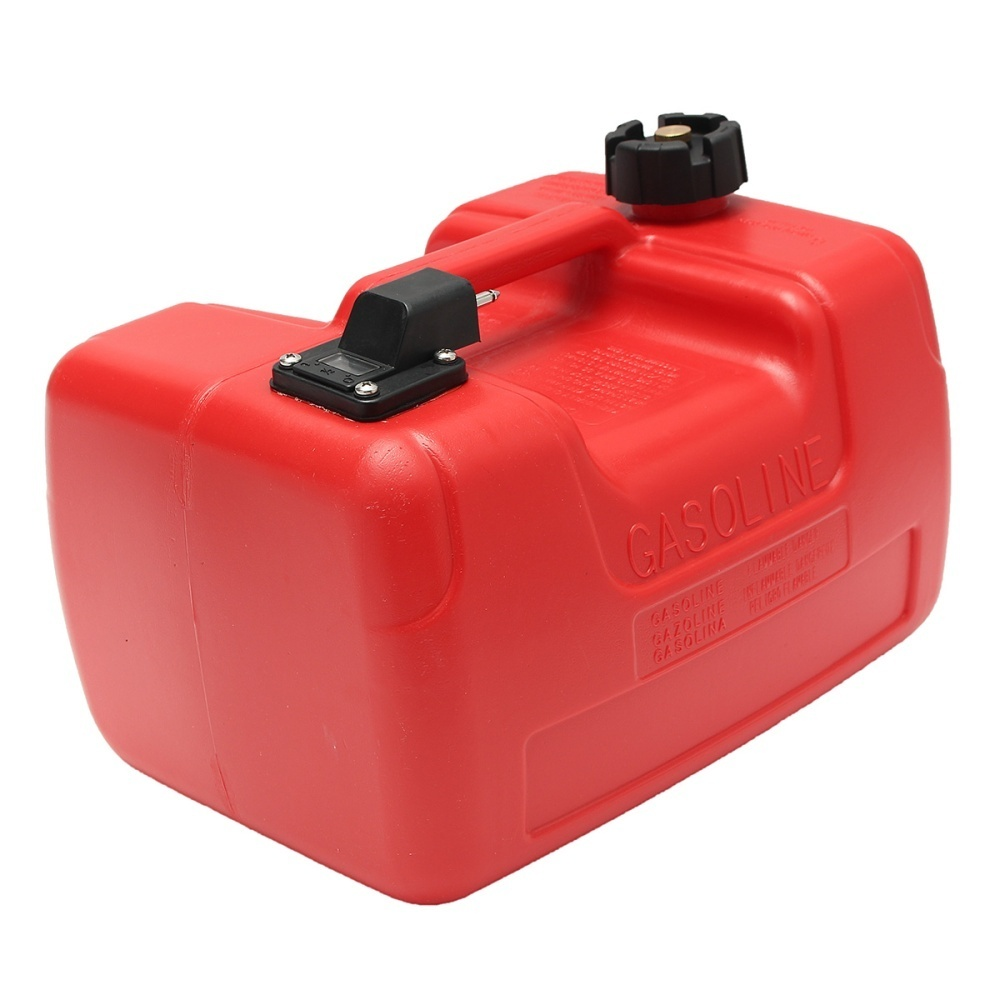 Portable Boat Outboard Tank 12L red - intl