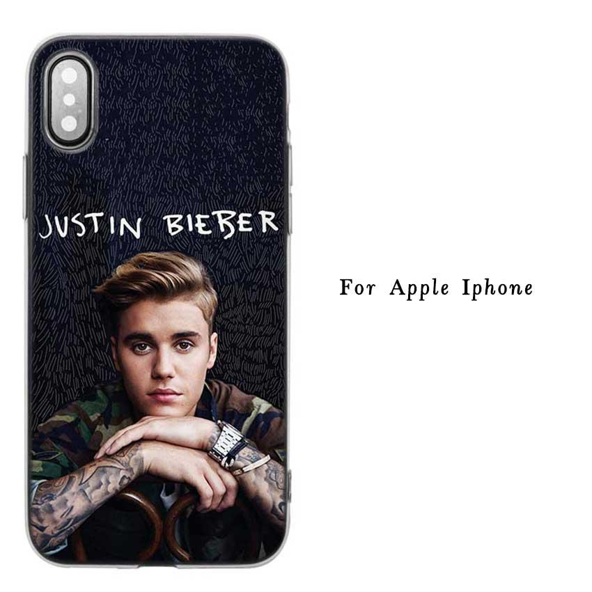 Mobile Phone Cases For Apple iPhone 6 / 6s Justin Bieber Purpose Tour MPA58SMYR17. MYR 17