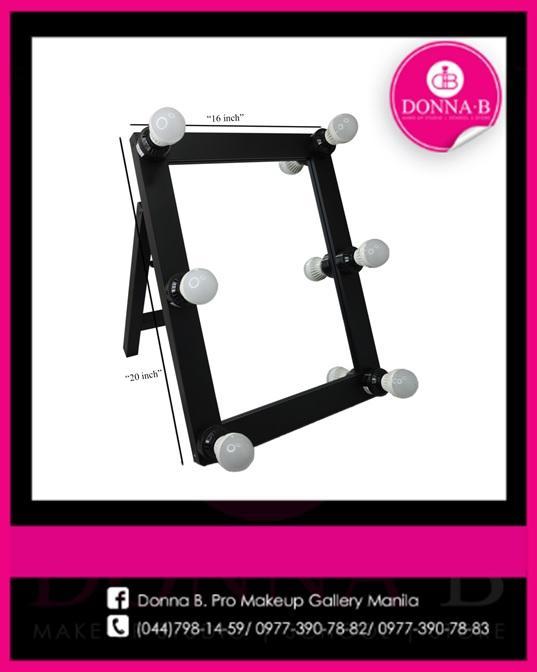 Belle classic 16x20 vanity mirror (Black) Philippines