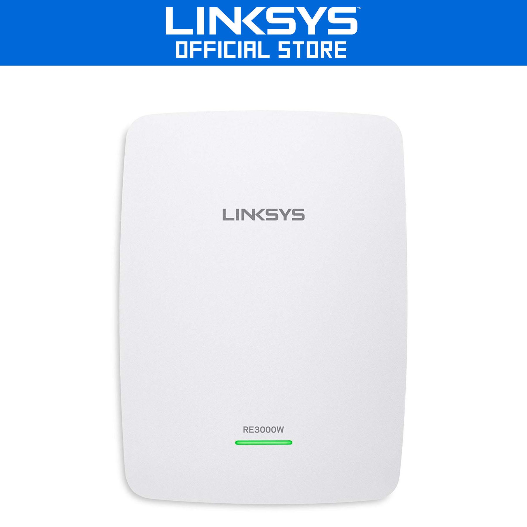 Linksys ea8500 wireless repeater setup