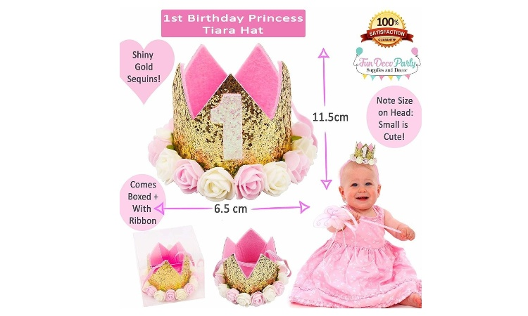Specifications Of 1st Birthday Decorations For Girl Mega Bundle