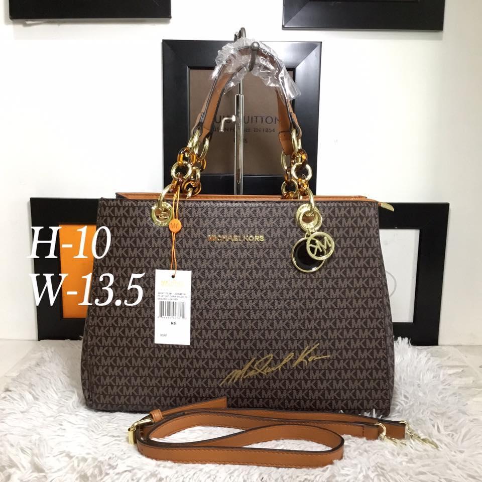 Michael Kors Philippines Bags For Women Sale Mercer Satchel Authentic Greatdealz Top Handle Bag In Brown Color