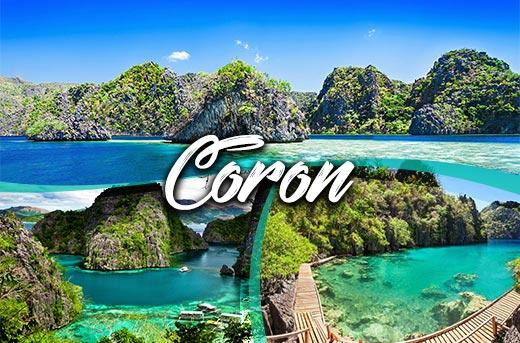 3d2n Coron Tour/ Mgm Travels By Mgm Travels.