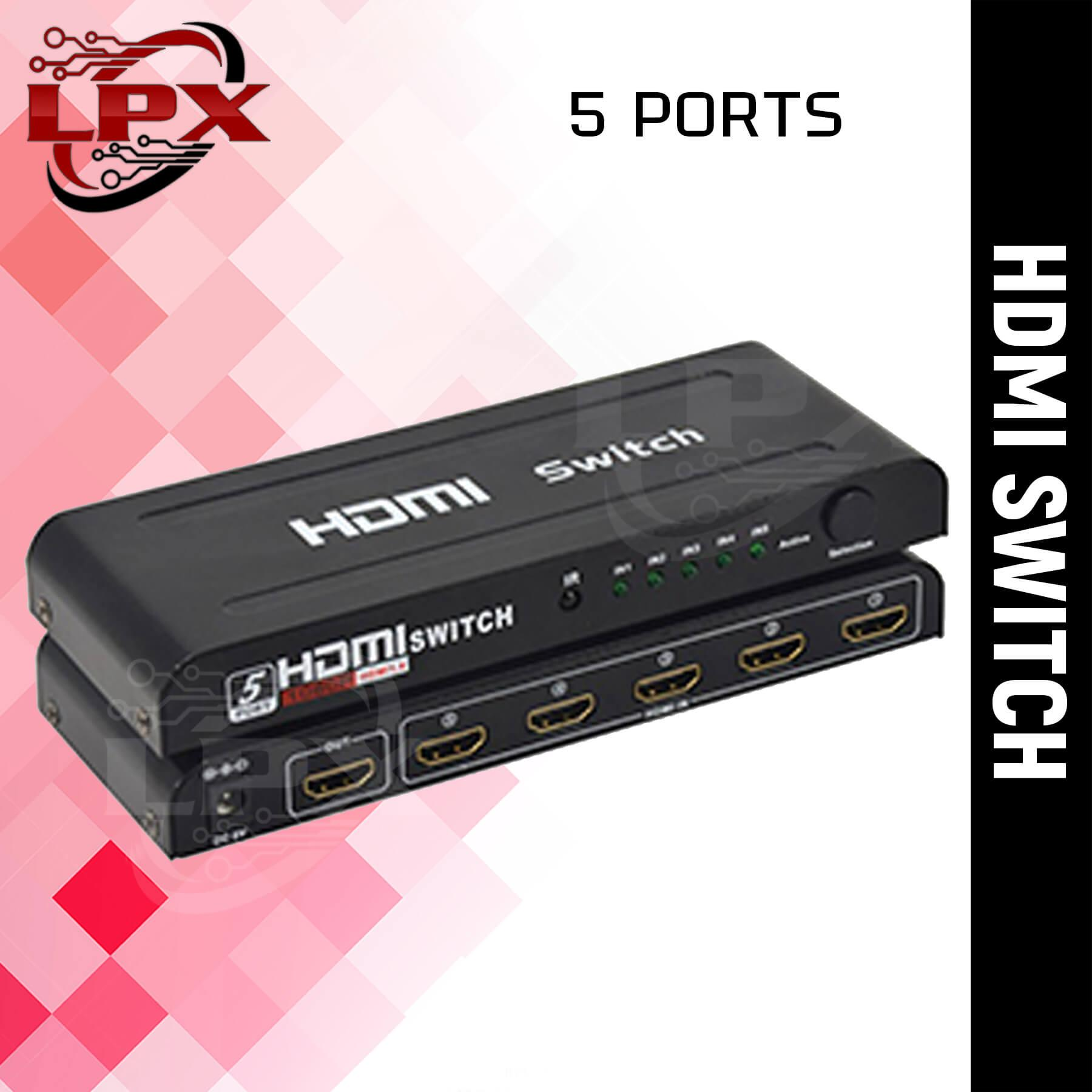 Fj Gear Philippines Price List Vga Splitter For Sale Lazada 4 Way Hdmi Kvm Switch 1080p Full Hd 3 Port Switcher Hub With Remote Control