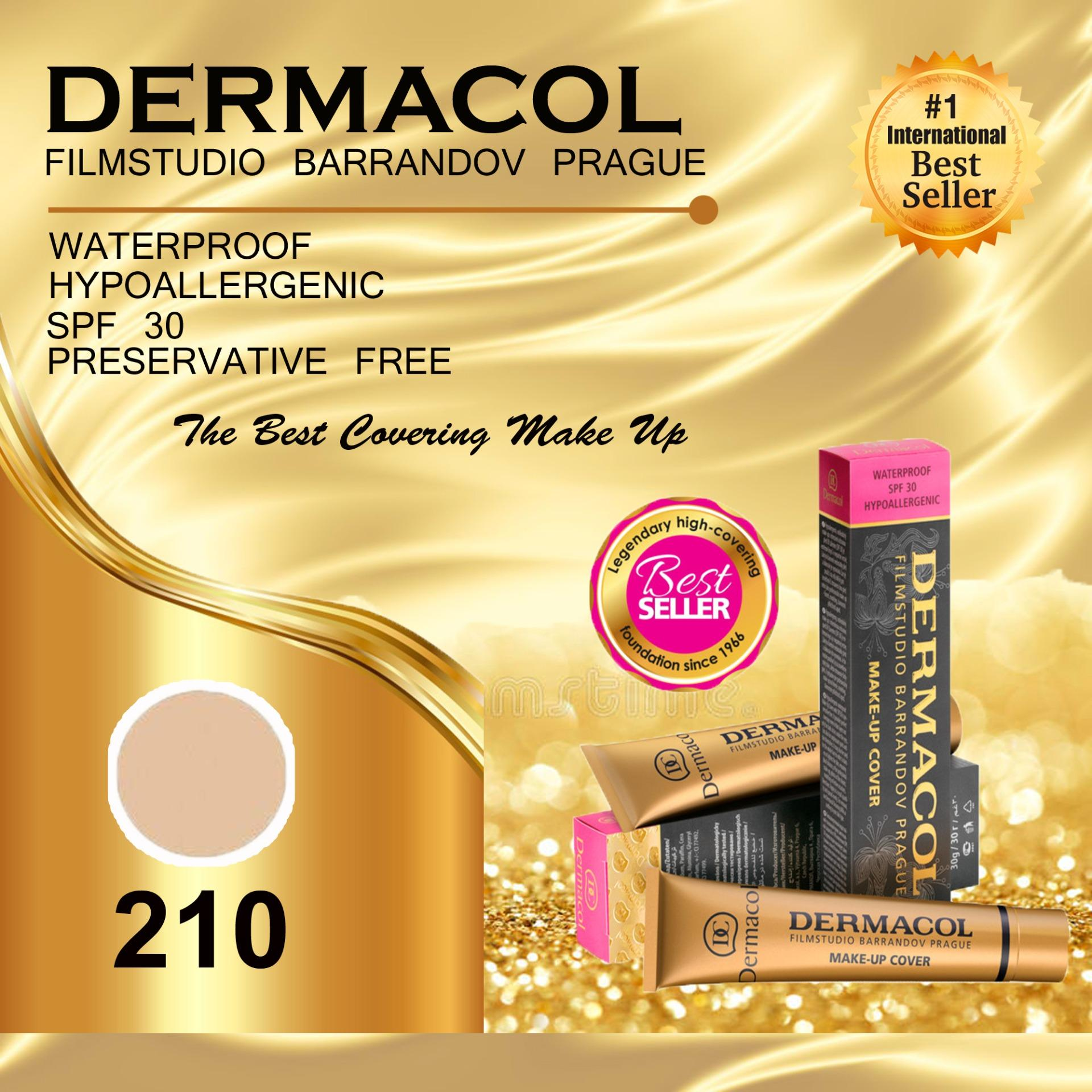 Dermacol Make-up Cover Foundation No.210 Philippines