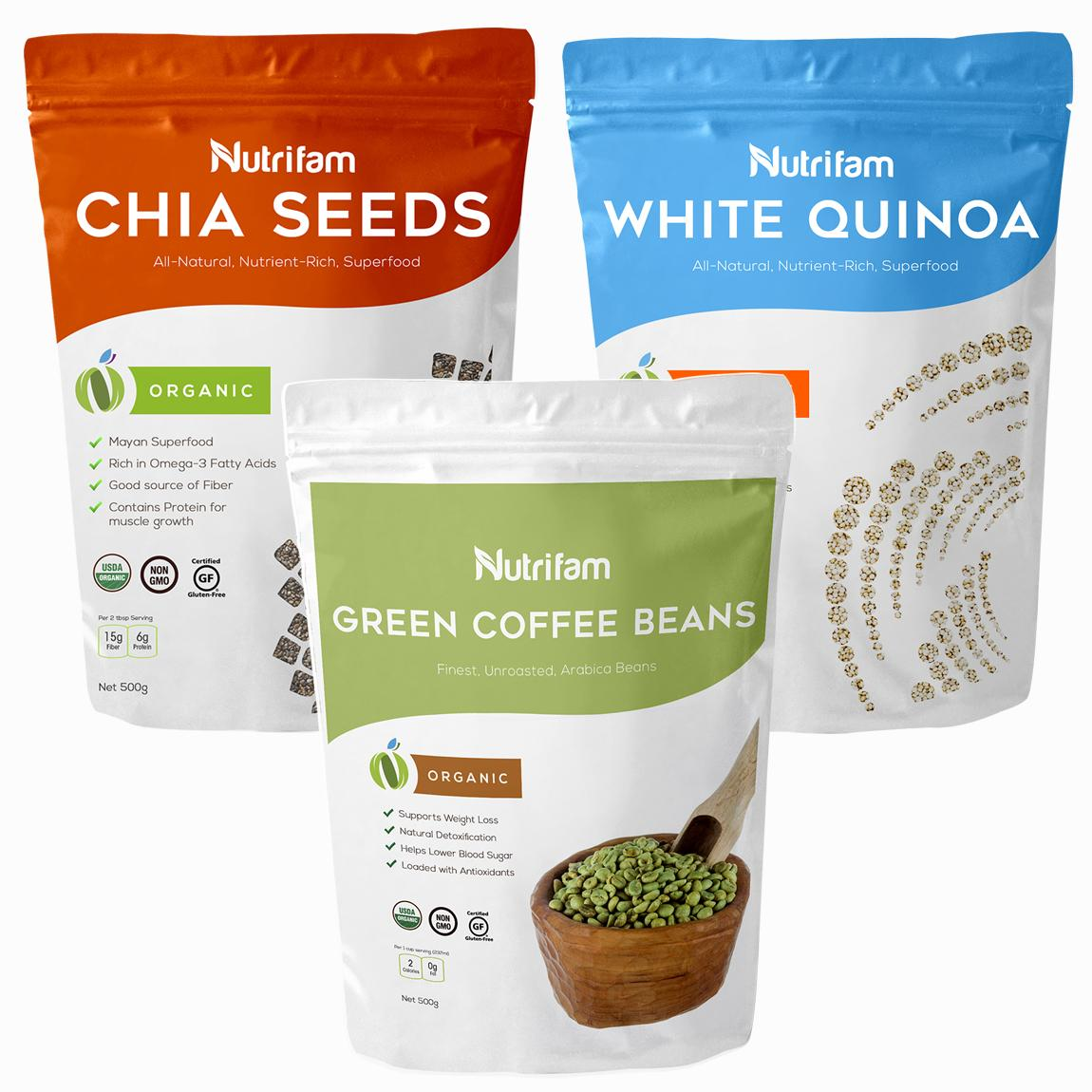 Rice Brands Food On Sale Prices Set Reviews In Pure Green Organic Long Grain 1 Kg Nutrifam Usda Chia Seeds 500g Coffee White Quinoa