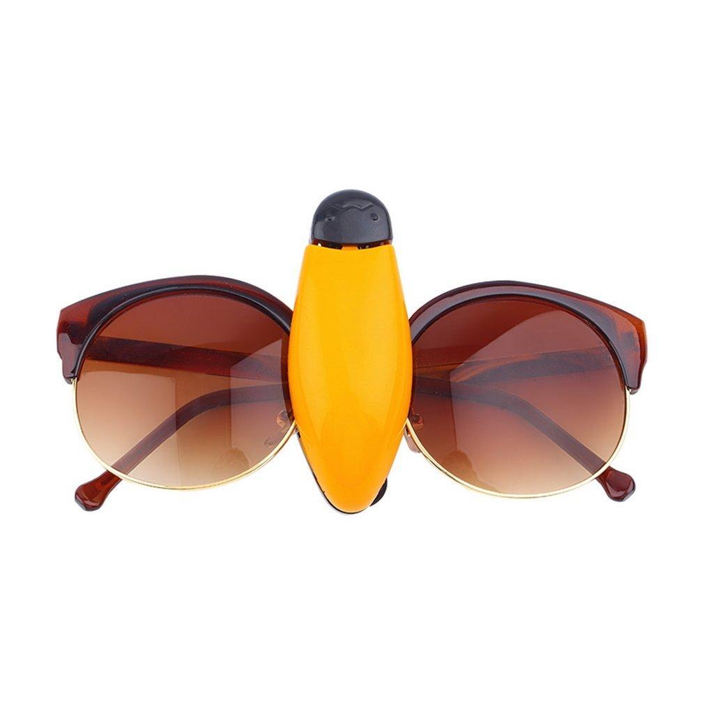 6eaccefa1de4 Car Vehicle Accessory Sun Visor Sunglasses Eye Glasses Card Pen Holder Clip